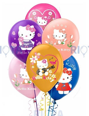 Шары Hello Kitty